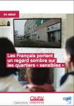 Les Français portent un regard sombre sur les quartiers « sensibles »