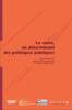La santé, un déterminant des politiques publiques : Actes de la Rencontre organisée le 27 novembre 2012 au Centre Chaligny de Paris - application/pdf