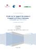 Etude sur le rapport des jeunes à l'emploi en Poitou - Charentes Commanditée par P.R.O.S.P.E.C. - application/pdf