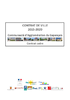 Contrat de ville 2015-2020 Communauté d'agglomération du Gapençais - application/pdf