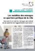 Synthèse de l'étude - application/pdf