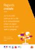 """Synthèse du forum """"Regards croisés sur la nouvelle politique de la ville et le renouvellement urbain en région Centre-Val de Loire : work in progress"""" - application/pdf"""