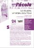 Ecole et ville La réussite pour tous - application/pdf