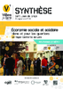 Économie sociale et solidaire dans et pour les quartiers en région Centre-Val de Loire - Relevons le défi ! - application/pdf