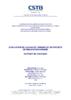 Évaluation de la qualité urbaine - CSTB - Synthèse  - application/pdf