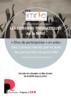 """Dossiers thématiques de la MRIE. Choc de participation"""" en actes : Des travaux menés par et avec les personnes en précarité - URL"""