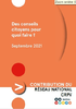 Des conseils citoyens pour quoi faire ? Réseau national des centres de ressources politique de ville, sept. 2021 - application/pdf